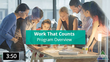 Work That Counts Overview